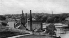 c1905 Blantyre Mill complex