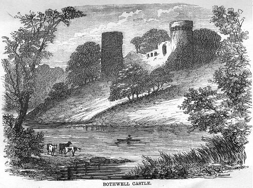 c1884 Bothwell Castle