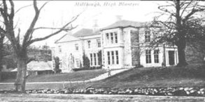 c1922 Milheugh House