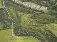 2012 Aerial photos WW2 Battery