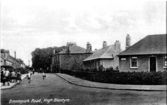 1930 Broompark Road from Crossroads (PV)
