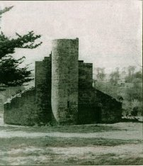 1922 Craigneith Castle