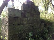 2013 Craigneith Castle Ruins by PV