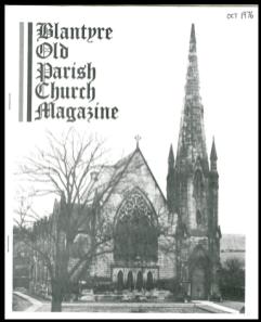 1976 Old Parish Magazine