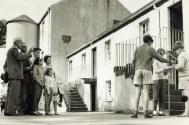 1963 2 Millionth visitor David Livingstone Centre