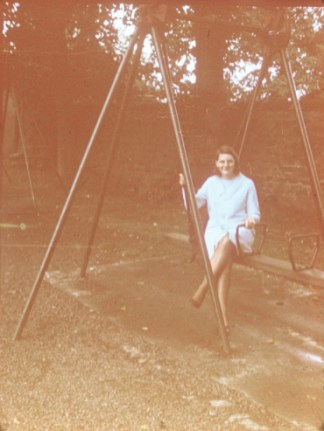 1969 Remember the swings at Livingstone Centre?
