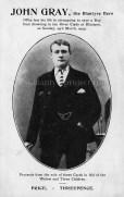 1913 John Gray, a Blantyre hero