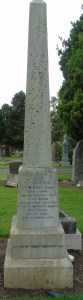 1913 Monument to double drowning