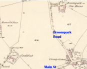 1859 The location of Broompark
