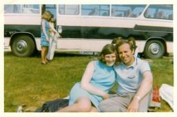 1970 Joe and Janet Veverka of Stonefield Crescent