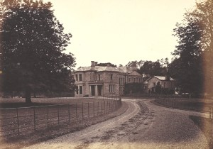 1870 Milheugh House, Blantyre by Thomas Annan