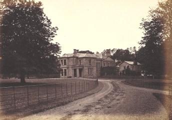 1870 Milheugh House, Blantyre by Thomas Annan