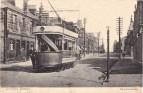 1905 Tram at GLasgow Road
