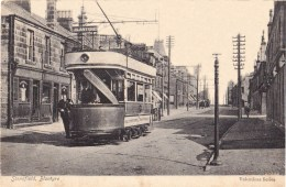 1905 Tram at GLasgow Road