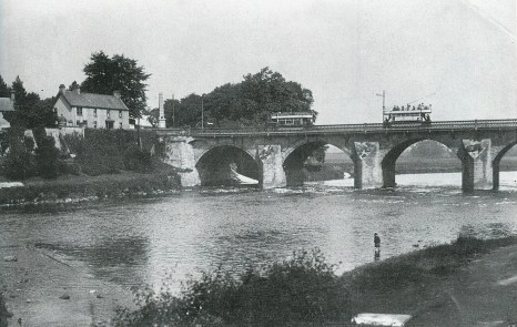 1913 Blantyre Lido