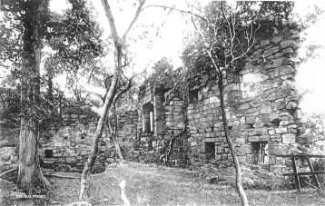 1920 Blantyre Priory View