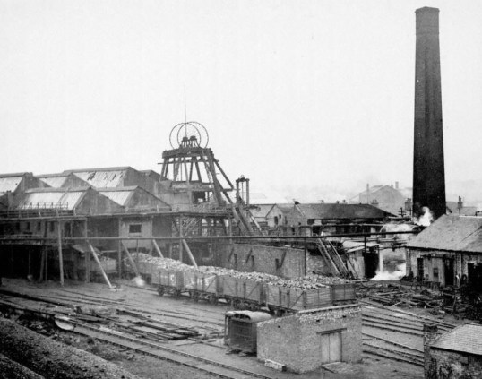 1932 Auchinraith colliery blantyre project