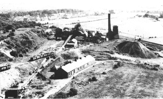 1936 Priory Colliery