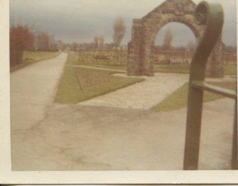 c Mid 1950s Blantyre Public Park sent in by Mary Peat DeSarno