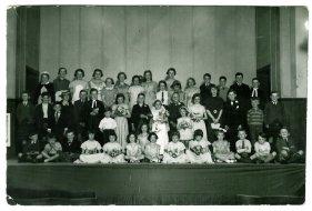1956 Old Parish Church Halls play (PV)