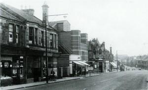 1953 Broadway Cinema, Glasgow Road