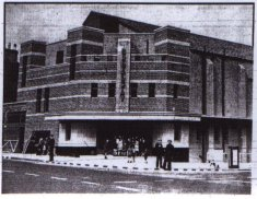 1962 The Broadway Cinema, Glasgow Road, Blantyre