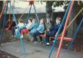 1981 Veverkas and Roberts playing at David Livingstone Centre