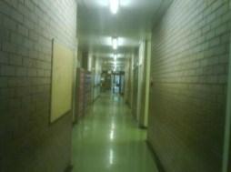 1985 Blantyre High Corridor by PV