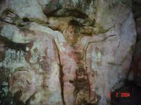 2004 Blantyre Priory Carving by Caryn MacRaild