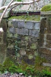 2010 Priory Bridge gate leading to Black Mill by Robert Stewart