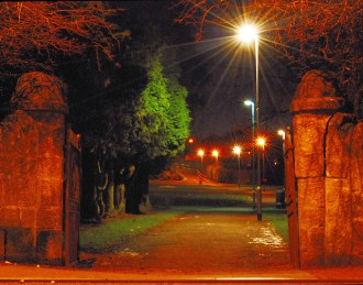 2009 Kirkton Park Entrance by J Brown