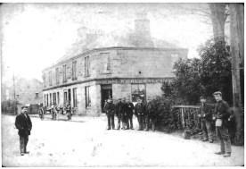1900 Westend Bar, Glasgow Road. Photo courtesy of Alex Rochead