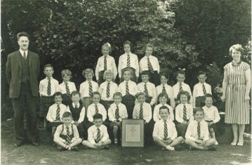 1963 High Blantyre Primary