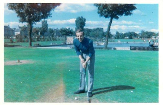 1969 Joe Veverka blantyre public park