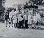 Mid 1960s. Clyde Street Prefabs