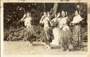Hawaii old photo 40's 1