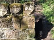 2014 Modern inscription in wall (PV)