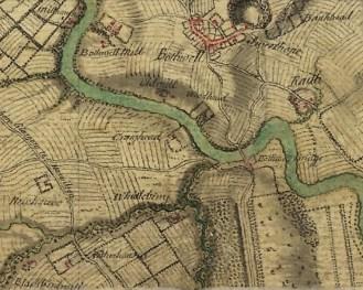 1747 Springwells Map