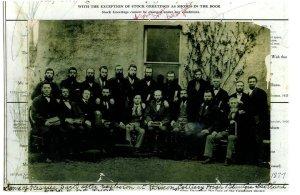 1877 Pit Explosion Rescuers
