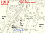 1910 Map Blantyre Works