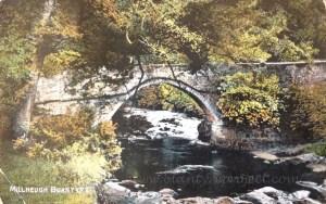 1915 Milheugh Bridge Blantyre Project