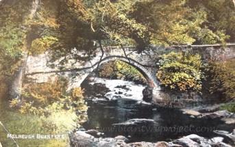 1915 Milheugh Bridge, Rotten Calder