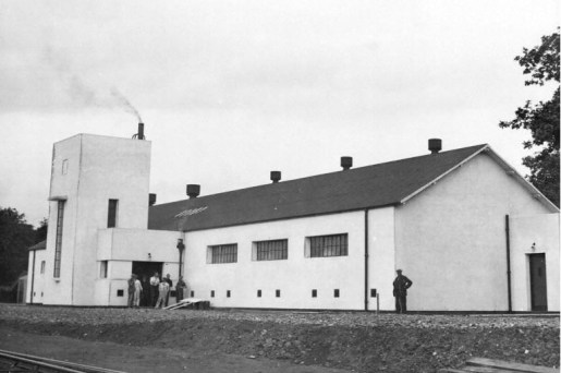 1932 Priory Pit New Bathhouse