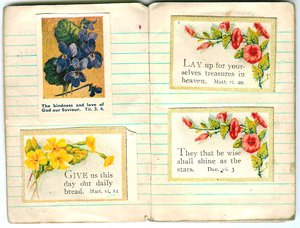 1950s attendance book blantyre