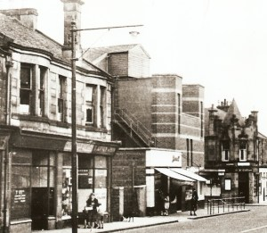 1953 Blantyre Broadway Cinema