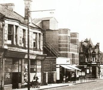 1953 Broadway Cinema, Glasgow Rd