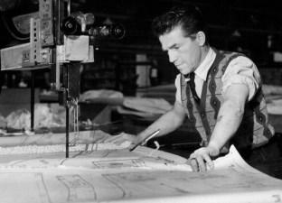 1955 John McGuire at Simplicity Patterns