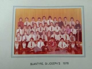 1978 St Josephs Primary School shared by Lainey McGuckin