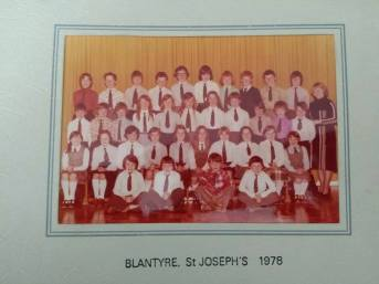 1978 St Josephs Primary School shared by Lainey McGuckin