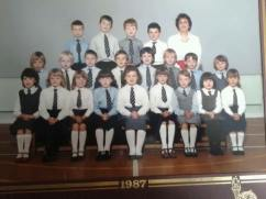 1987 Auchinraith Primary School